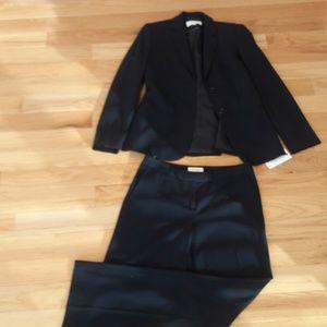 Calvin Klein pants suit